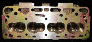 Mummert Aluminum cylinder head for the Y